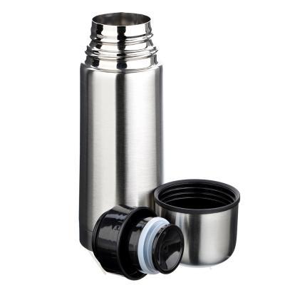 Термос VETTA Термос металлический 1,0л серебристый (нержавеющая сталь)