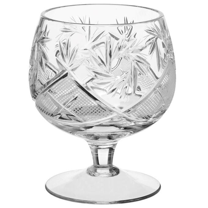 Набор бокалов для бренди НЕМАН «Мельница», 6 шт, 300 мл, хрусталь