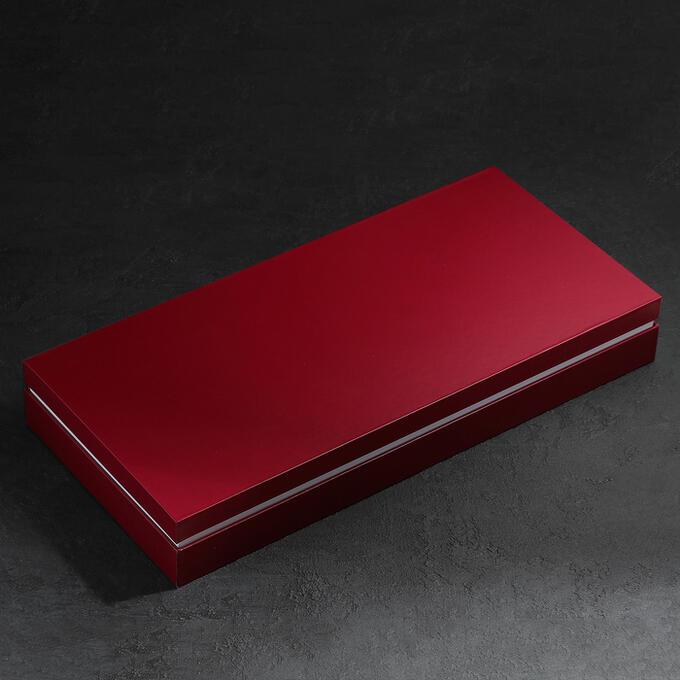 Набор столовых приборов «Мондиал», 60 предметов, толщина 2,5 мм, декоративная коробка
