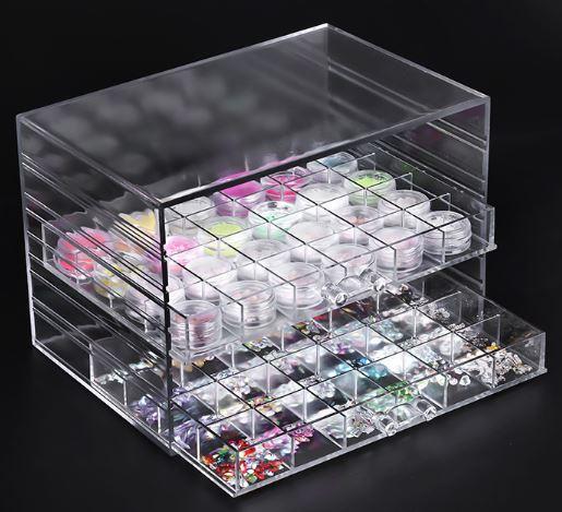 Ящик для хранения 120 отделов
