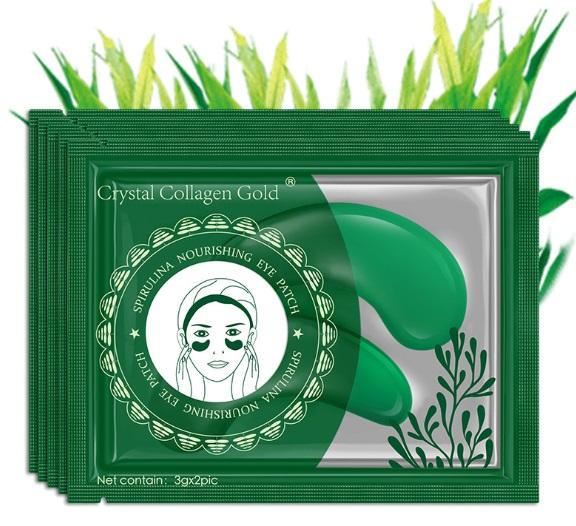 Гидрогелевые патчи Energy Eye Mask с экстрактами водорослей