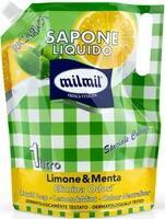 """Жидкое мыло """"Лимон и мята"""""""