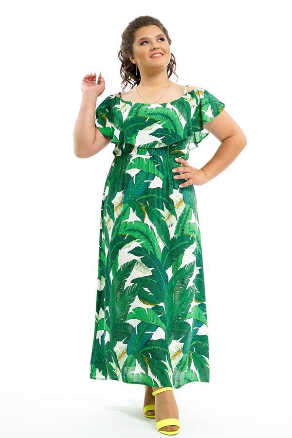 Платье-8065