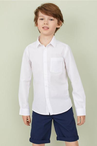 Рубашка белая НМ в Хабаровске