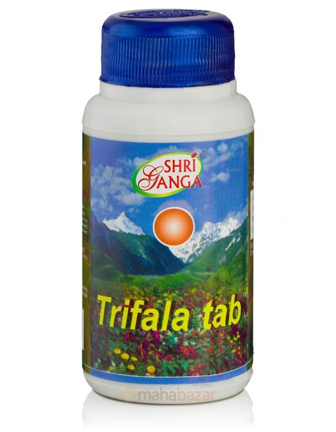 Trifala Tabs / Шри Ганга Трифала 200таб.