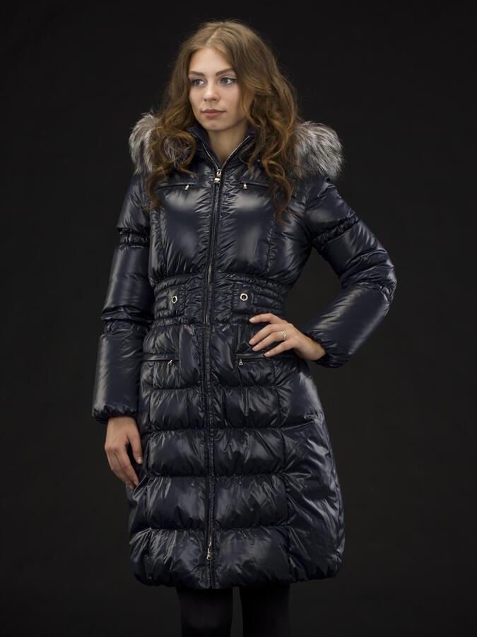 Легкое зимнее пальто (пух) р 48-5 во Владивостоке