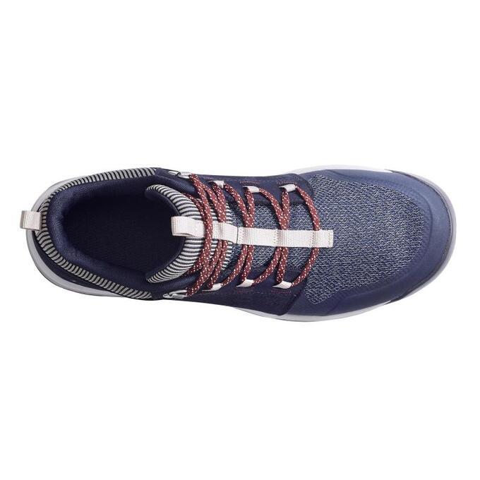 Женские ботинки для походов NH500 QUECHUA