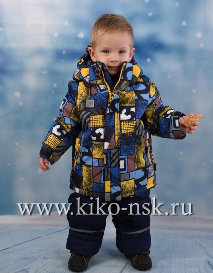 4614М Костюм для мальчика зимний