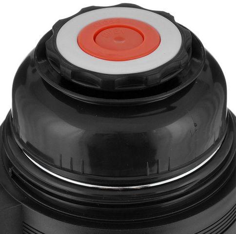 Термос ZEIDAN Термос 1,8л, нержавеющая сталь 18/10, универсальное горло (узкое/широкое), пластиковая чаша в комплекте, ручка для переноски, подарочная упаковка)