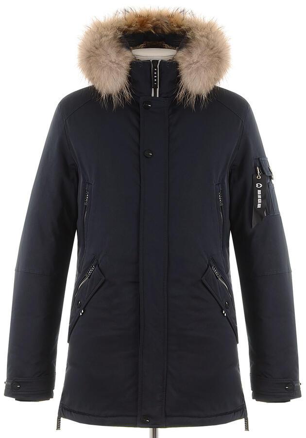 Мужская куртка на верблюжьей шерсти MC-1050