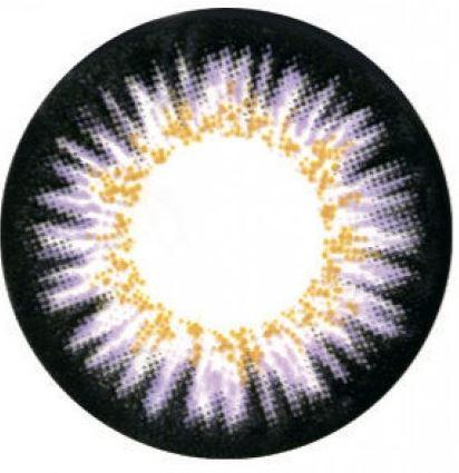 Перекрывающие цветные контактные линзы (Dreamcon) HERA Color Elite Dioptr (2 линзы)