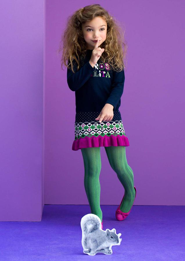 ..платье Платье на 8лет Senoritas, Испания Как на фото, вязанное