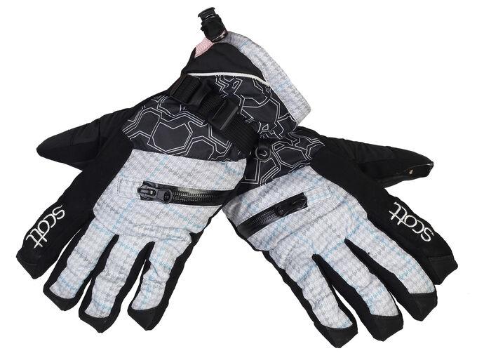 Фирменные перчатки Scott – разработка лыжного гонщика №274