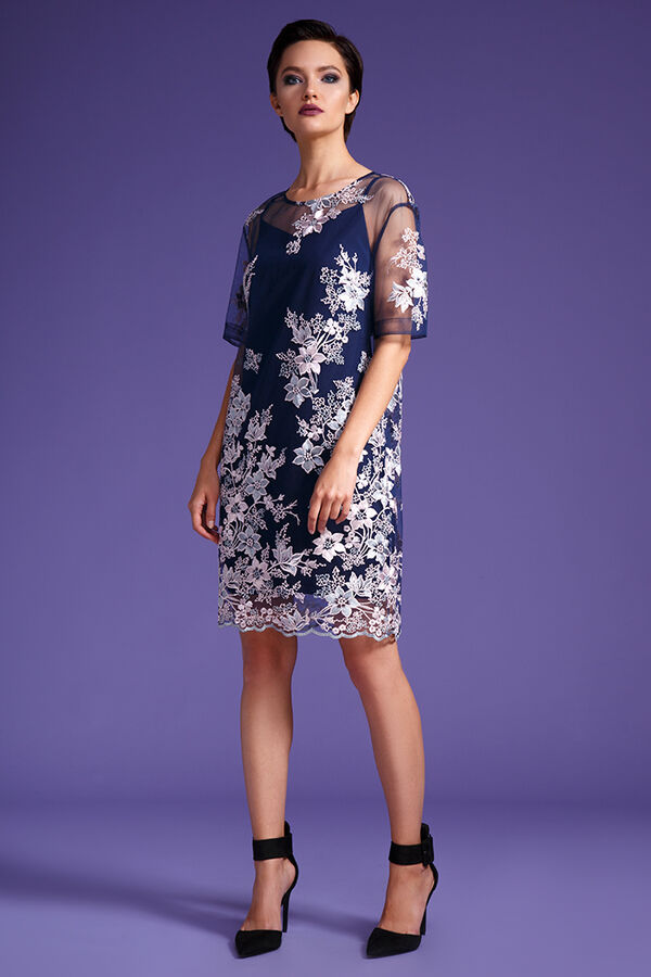 Платье женское МL1894  ИЛИ ОБМЕН НА РАЗМЕР БОЛЬШЕ во Владивостоке