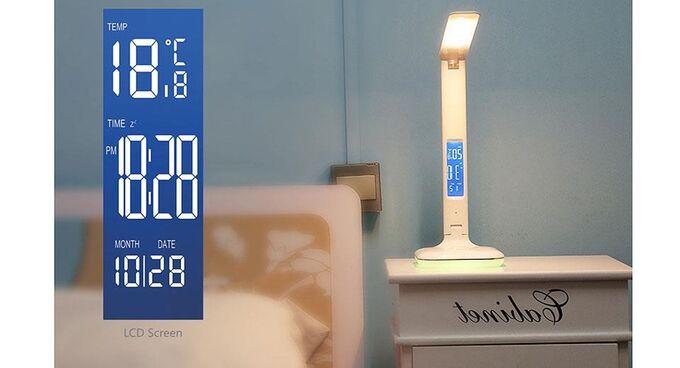 Настольная LED лампа Remax Twilight LED Light RL-E270