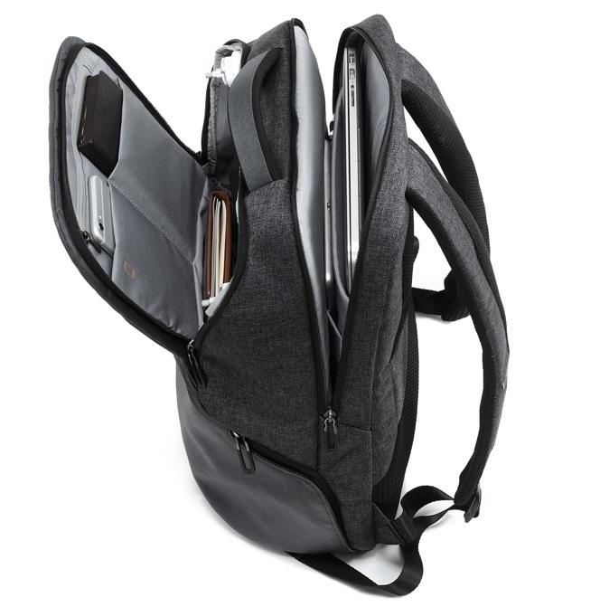 Рюкзак Xiaomi Business Multifunctional Backpack 26L для ноутбука
