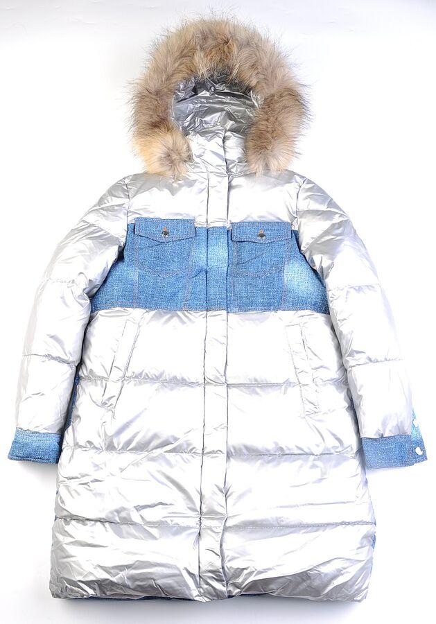 19184 Пальто для девочки Anernuo