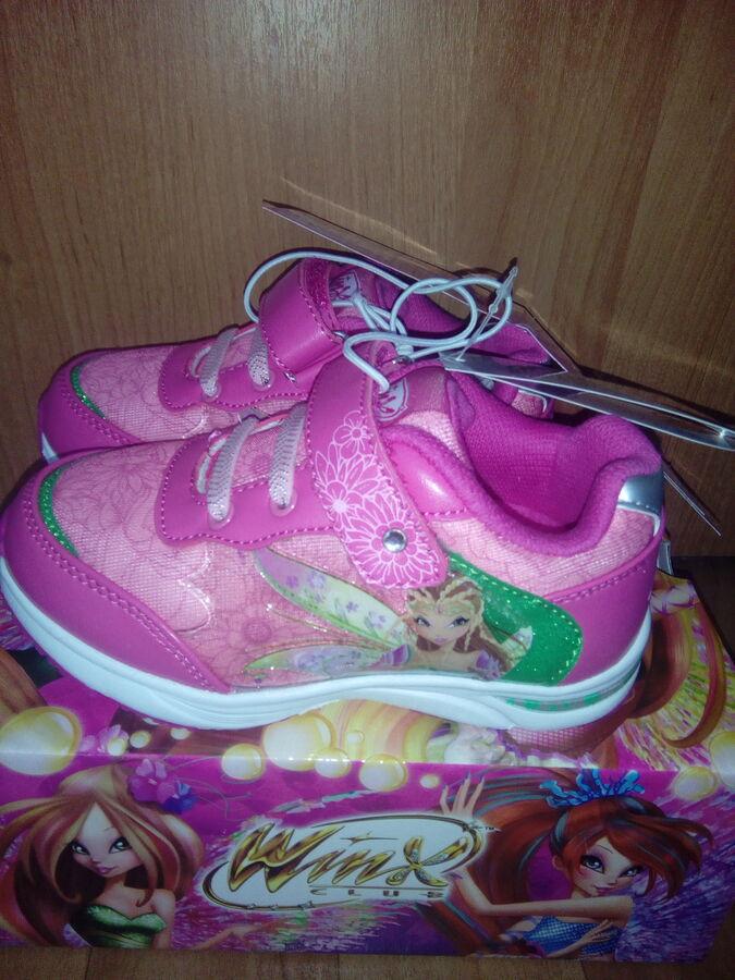 Новые кроссовки для девочки ТМ Kakadu в Хабаровске