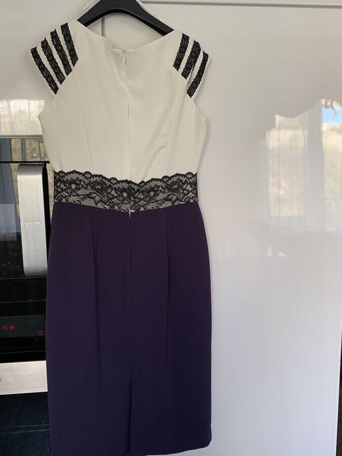 Платье ТК низ фиолетовый во Владивостоке