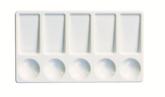 Палитра 9С 477-08 №2 (прямоугольная с кюветами)