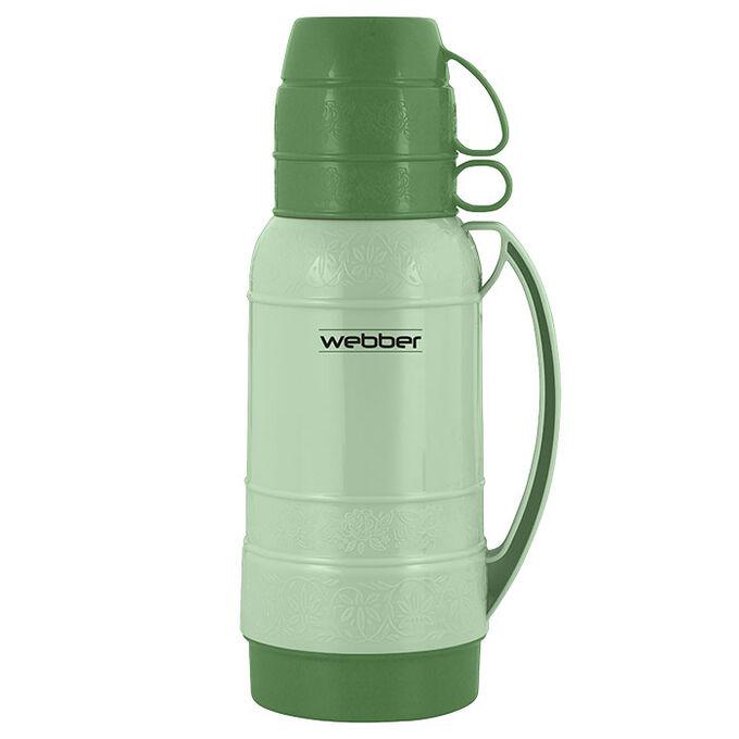 Термос 1 л Webber 25010/3 зеленый