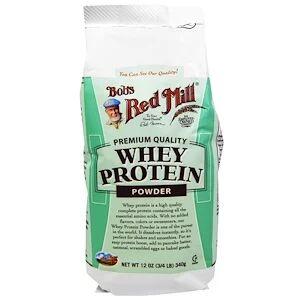 Bob's Red Mill, Концентрат сывороточного протеина (340 г)