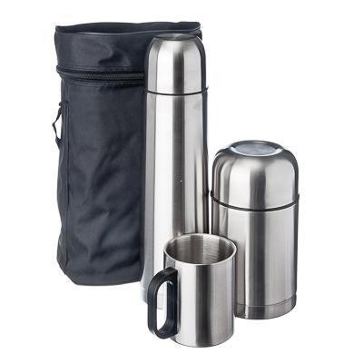 Походный набор в сумке Буллет, 2 термоса+кружка (588)