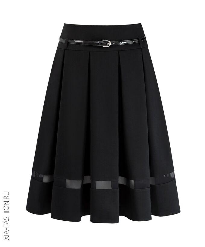 Чёрная юбка во Владивостоке