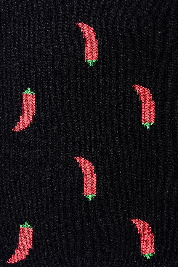 Носки мужские (перцы)