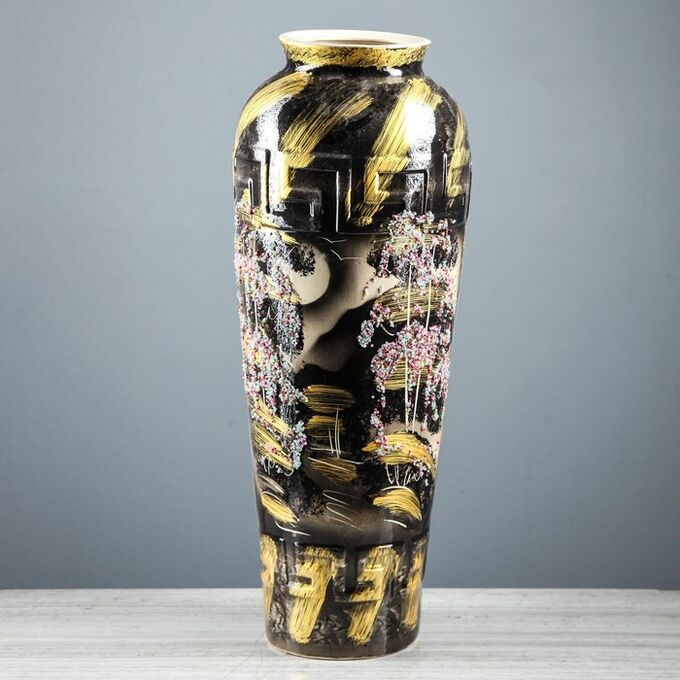 """Ваза напольная """"Арго"""", разноцветная, 63 см, микс, керамика"""