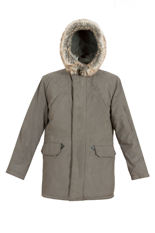 Зимняя Куртка (FN, мембрана)