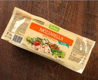 """Сыр Моцарелла для пиццы """"Бонфесто"""" 40% (брус 1кг), 1/8"""