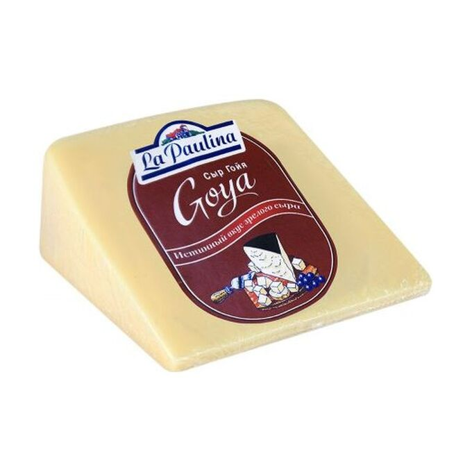 Сыр Пармезан Гойя La Paulina 40-43%
