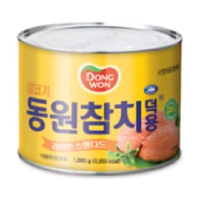 Тунец консервированный в масле, Chunk Light Tuna In Oil(Ls),1,88г