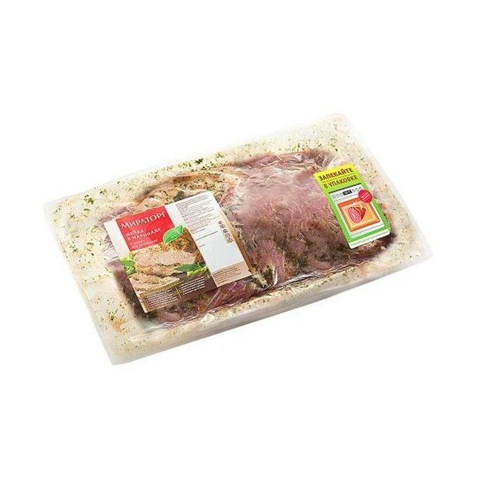 Шейка свиная в маринаде для запекания, замороженная, Белгород