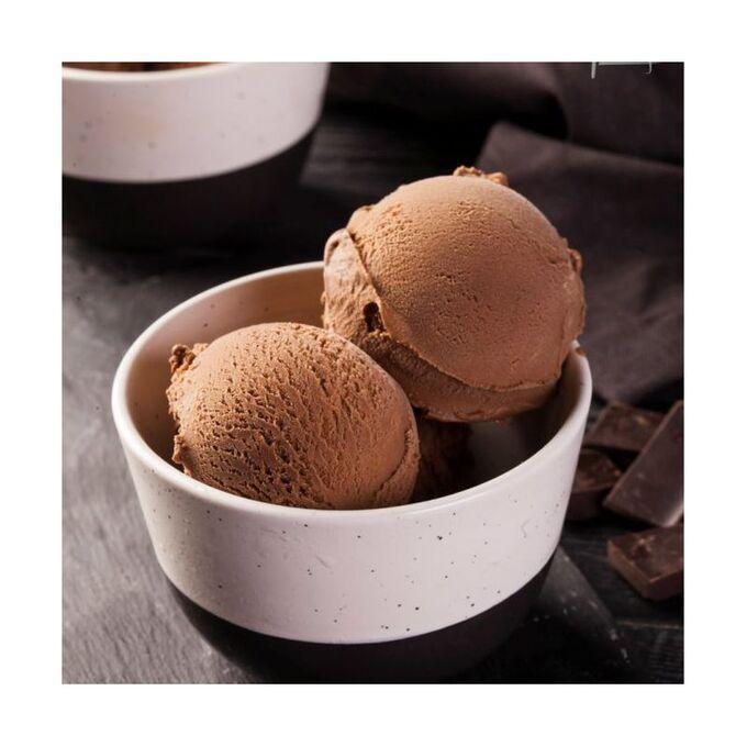 Мороженое пломбир шоколадное 20%, замороженное, Prestige (Престиж),1,3кг