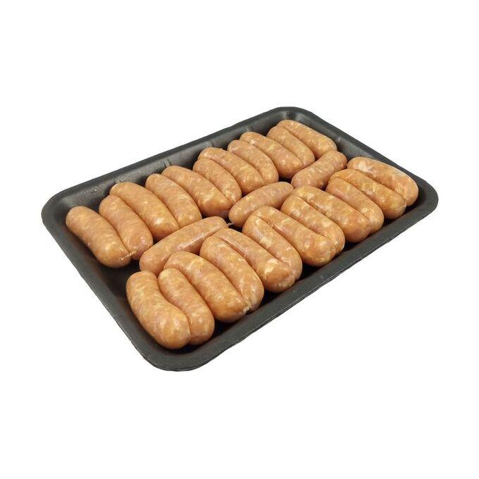 Колбаски куриные по 6см, для жарки, замороженные