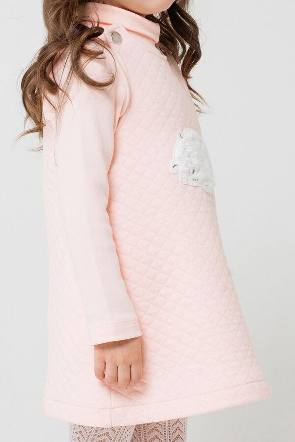 Сарафан для девочки Crockid КР 5554 светло-розовый к217