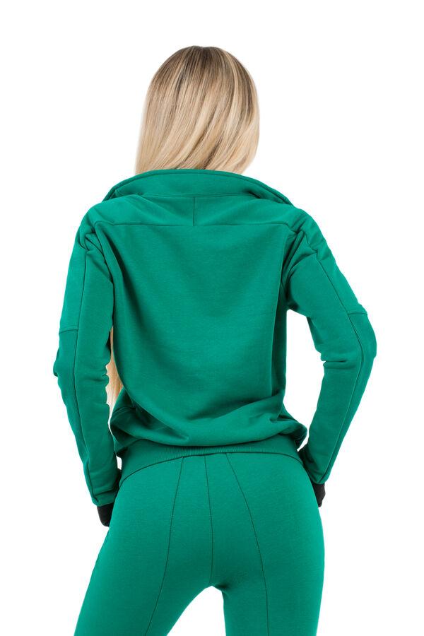 Костюм Bae цвет Emerald