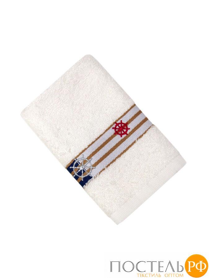 Калипсо 30*30 белая салфетка 70% Бамбук 30% Тенсел