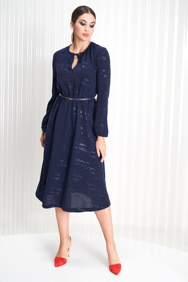 Платье Темно-синий в Хабаровске