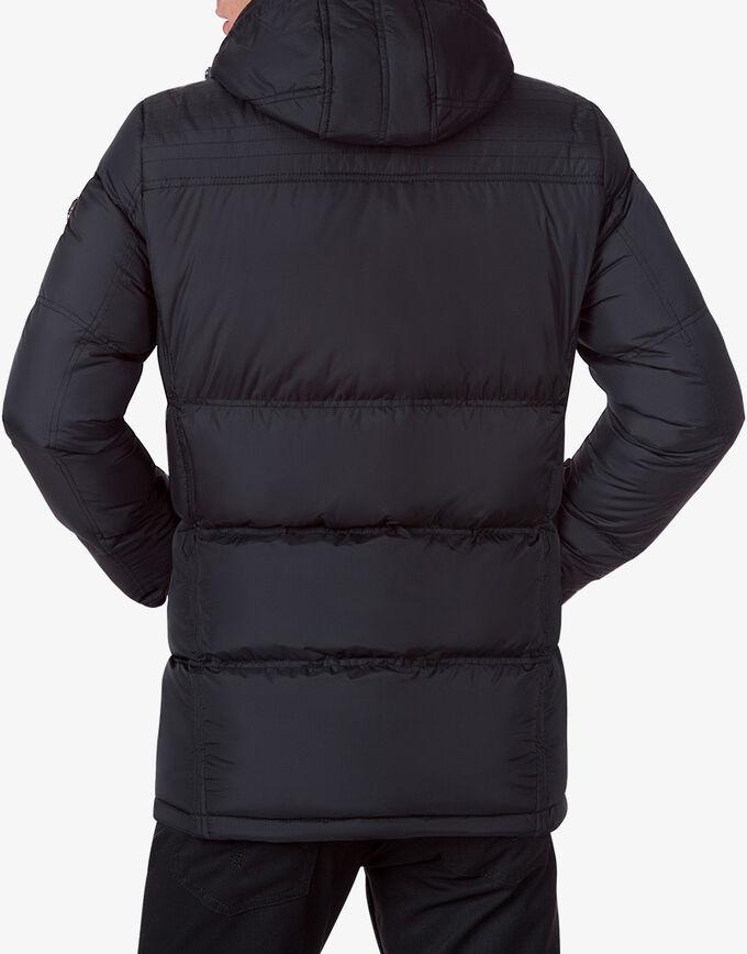 Куртка универсальная черная модель 4909