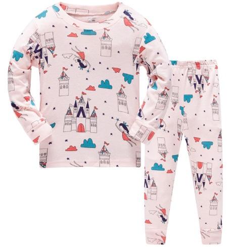 Пижама Пижама. По отзывам маломерит, можно взять на 1 размер больше. 2Т(90 см) 3Т(95 см) 4Т(100см) 5Т(110 см) 6Т(120 см) 7Т(130 см) 8Т(140 см)