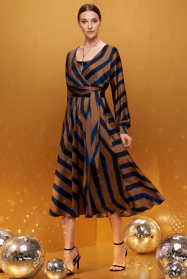 Шёлковое Платье M.Reaso во Владивостоке
