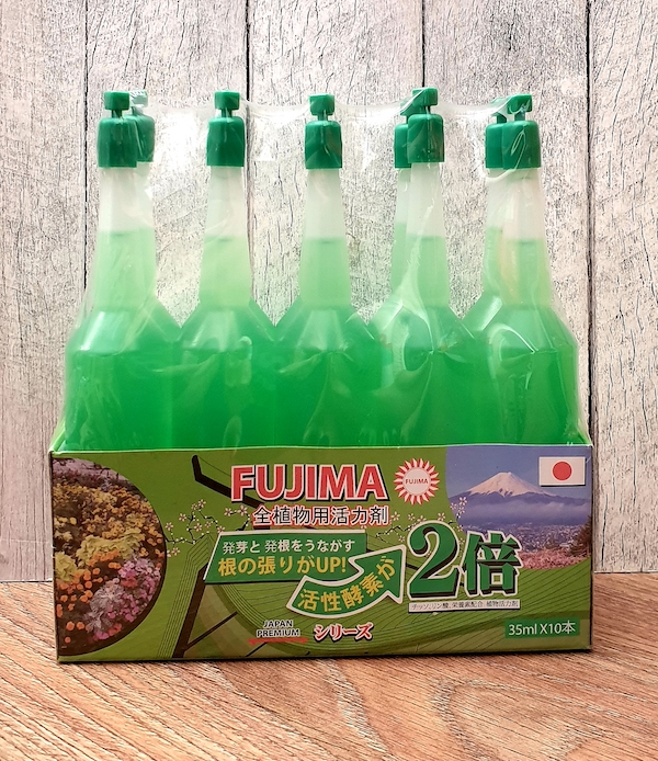 Удобрение универсальное Зеленое Fujima (10 шт)