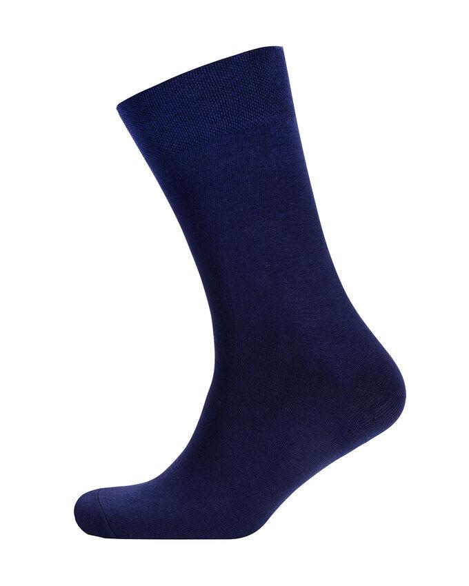 Носки мужские (темно-синие) NEW!