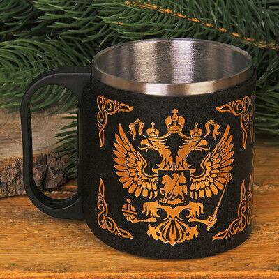 """Термокружка """"Россия"""", 200 мл"""