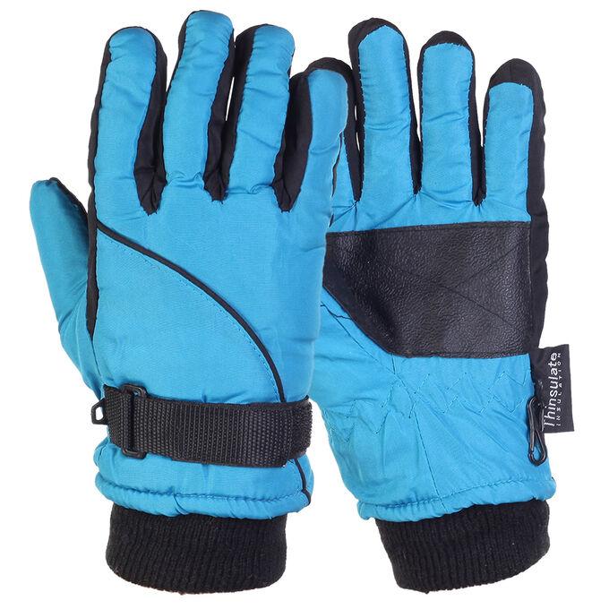 Перчатки Детско-подростковые зимние перчатки Thinsulate – для горнолыжного спорта, сноуборда, города №215