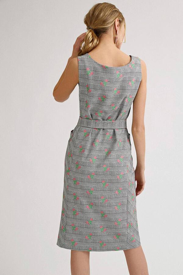 Оригинальное платье-сарафан в Хабаровске