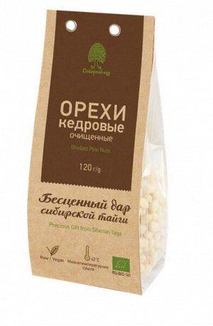 Ядро кедрового ореха / 120 г